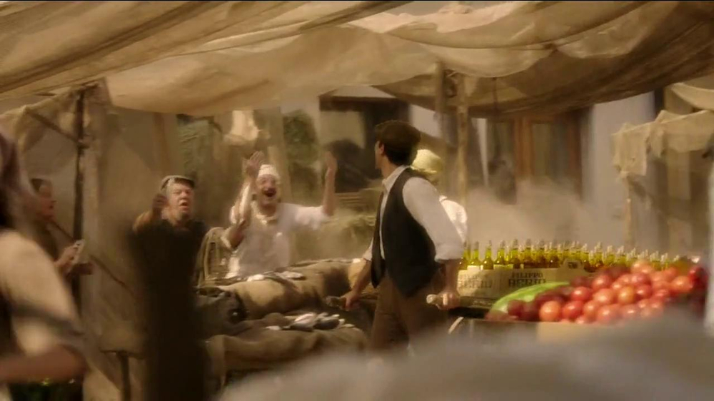 Filippo Berio TV Spot, 'Italy, 1867' - Screenshot 3