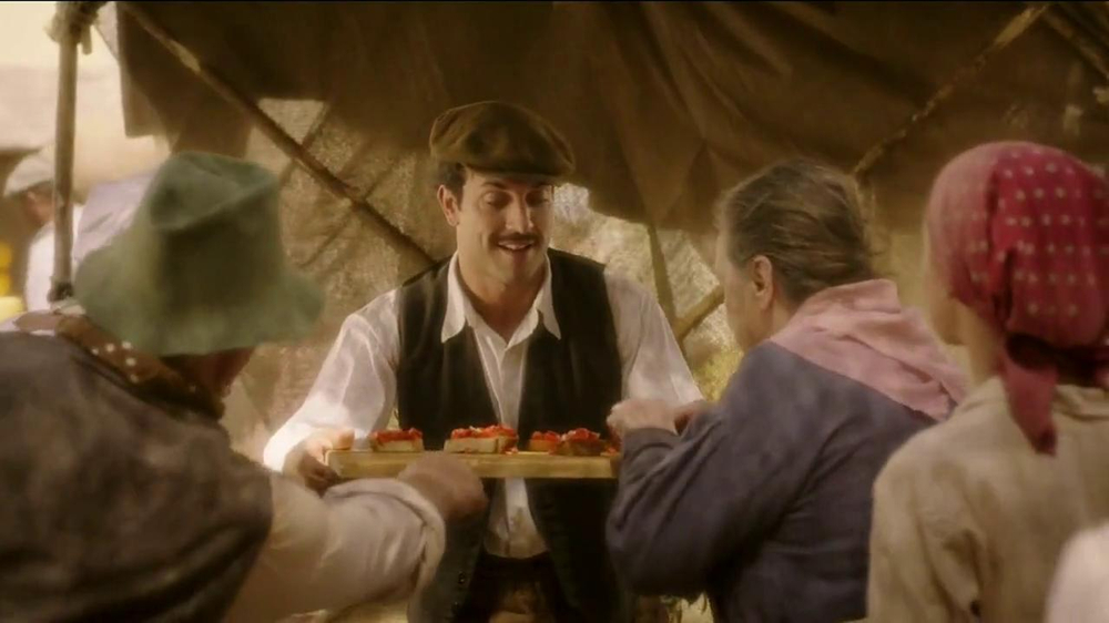 Filippo Berio TV Spot, 'Italy, 1867' - Screenshot 6