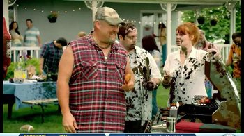 Prilosec OTC TV Spot, 'Picnic ' Featuring Larry the Cable Guy