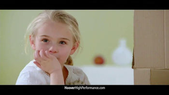 Hoover High Performance TV Spot, 'Highs and Lows'