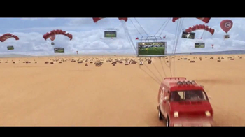 FIFA 14 TV Spot, 'Desert' Featuring Drake