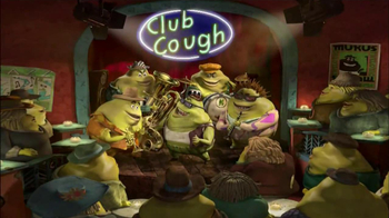 Mucinex DM TV Spot 'Cough Club' thumbnail