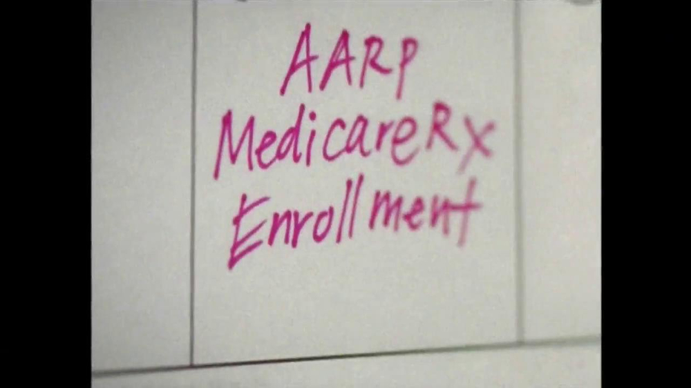 AARP Medicare Rx Plans TV Spot 'December 7' - Screenshot 1