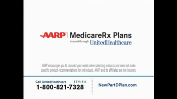 AARP Medicare Rx Plans TV Spot 'December 7' - Thumbnail 3