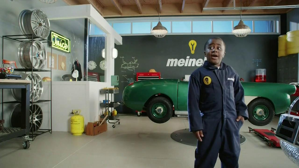 Meineke TV Spot, 'Break Dancing' Featuring Robby Novak - Screenshot 4