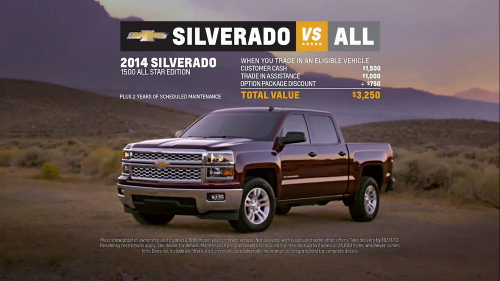 2014 Chevrolet Silverado TV Spot, 'Quiet Cab' - Screenshot 9