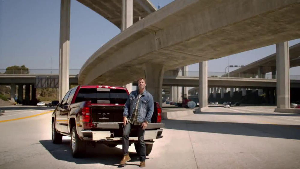 2014 Chevrolet Silverado TV Spot, 'Quiet Cab' - Screenshot 1