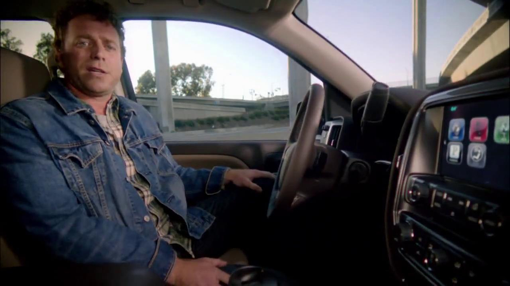 2014 Chevrolet Silverado TV Spot, 'Quiet Cab' - Screenshot 4
