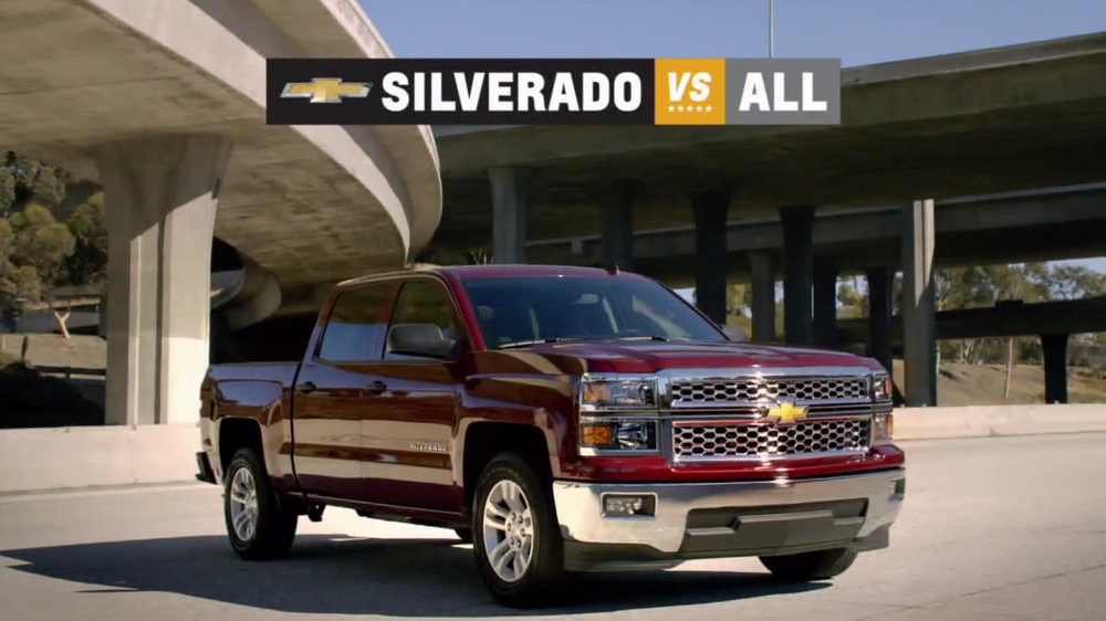 2014 Chevrolet Silverado TV Spot, 'Quiet Cab' - Screenshot 7