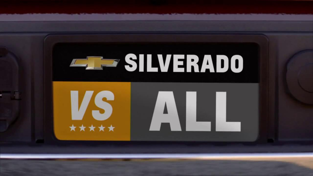 2014 Chevrolet Silverado TV Spot, 'Quiet Cab' - Screenshot 8