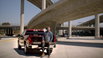 2014 Chevrolet Silverado TV Spot, 'Quiet Cab' - Thumbnail 1