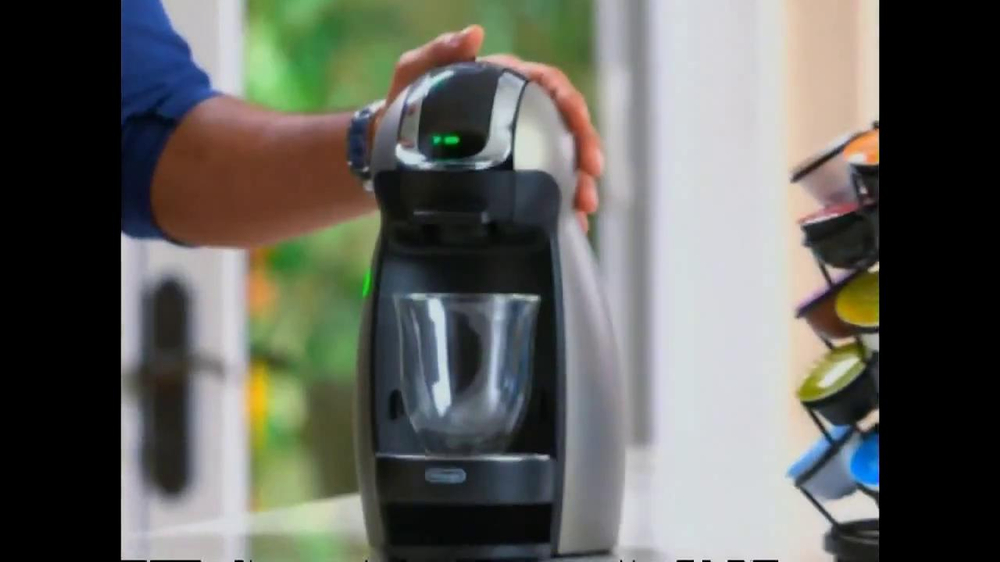 Nescafe Dolce Gusto TV Spot Featuring Mario Lopez - Screenshot 2