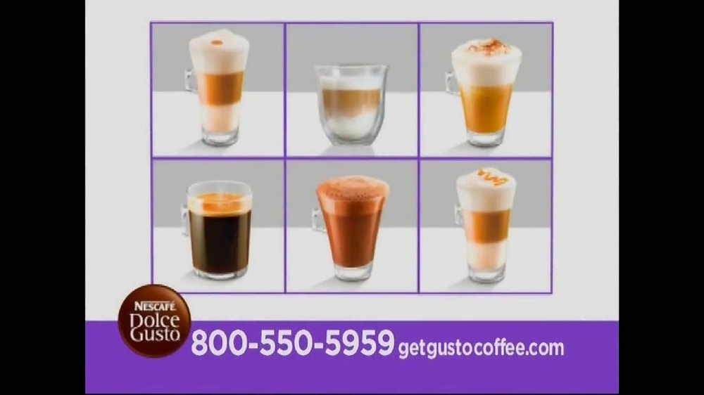 Nescafe Dolce Gusto TV Spot Featuring Mario Lopez - Screenshot 5