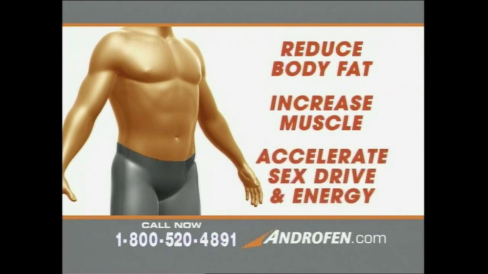 Androfen TV Spot, 'Boost Free Testosterone' - Screenshot 5
