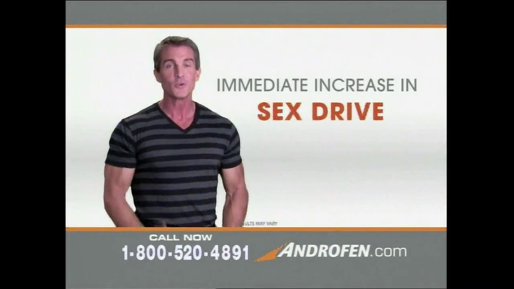 Androfen TV Spot, 'Boost Free Testosterone' - Screenshot 7