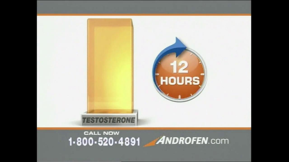 Androfen TV Spot, 'Boost Free Testosterone' - Screenshot 8