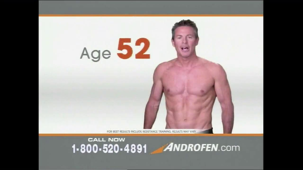 Androfen TV Spot, 'Boost Free Testosterone' - Screenshot 9