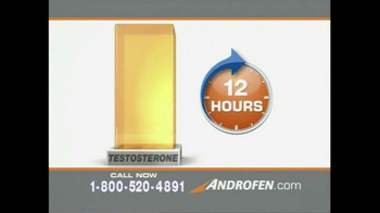 Androfen TV Spot, 'Boost Free Testosterone' - Thumbnail 8