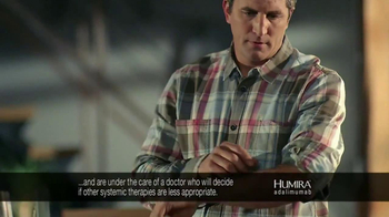 Humira TV Spot, 'Carpenter'