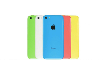 Apple iPhone 5c TV Spot, 'Plastic Perfected' Song by Sleigh Bells - Thumbnail 9