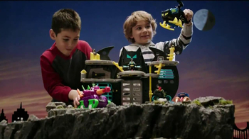 Imaginext Batcave TV Spot, 'Joker Tank'