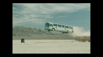 Trane TV Spot, 'Bus Belly Flop'