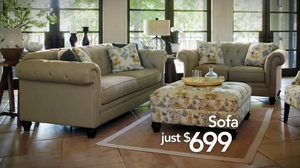 Ashley Furniture Homestore Tv Commercial 39 Hindellpark Collection 39