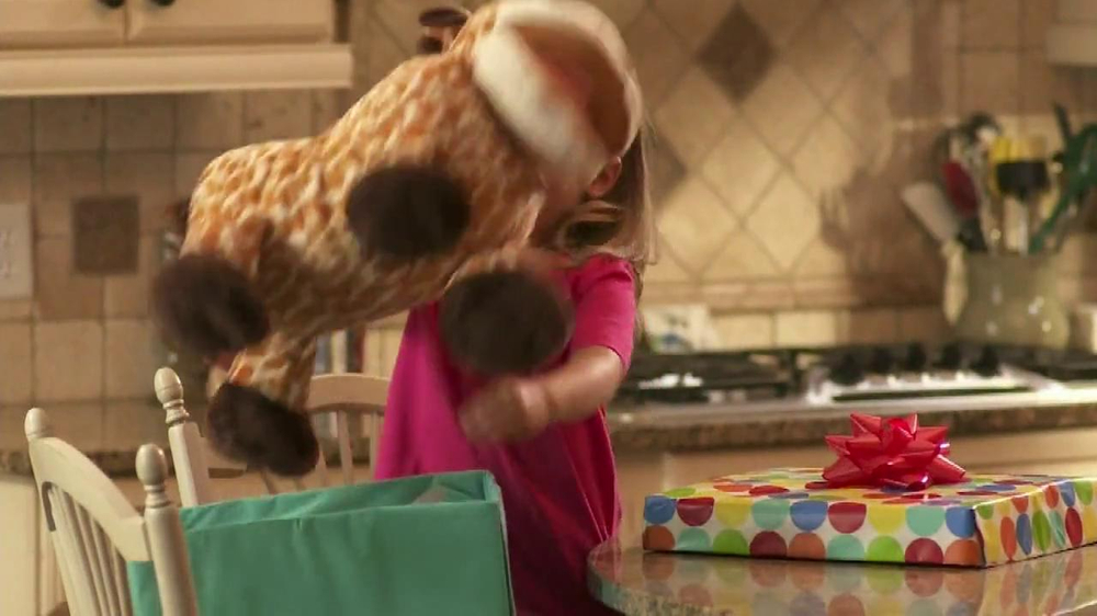 Stuffies TV Spot, 'Dear Grandma' - Screenshot 1