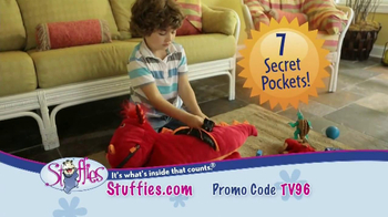 Stuffies TV Spot, 'Dear Grandma' - Thumbnail 3