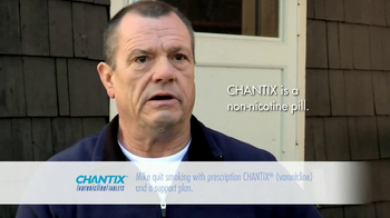 Chantix TV Spot, 'Mike' - Thumbnail 2