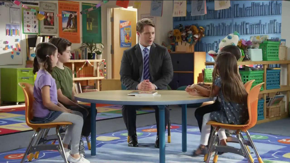 AT&T TV Spot, 'Cutest Grape' Featuring Beck Bennett - Screenshot 2
