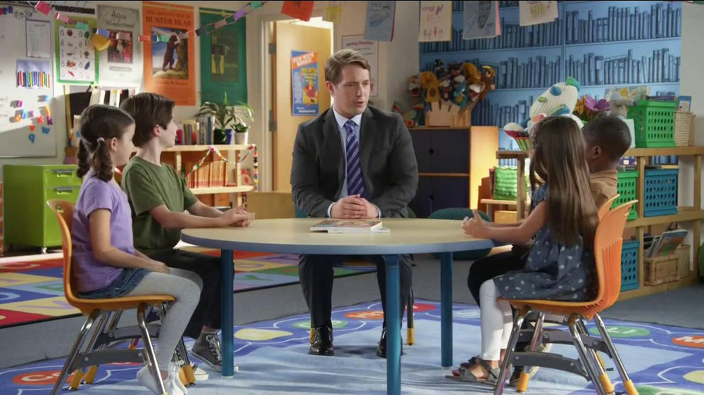 AT&T TV Spot, 'Cutest Grape' Featuring Beck Bennett - Screenshot 4