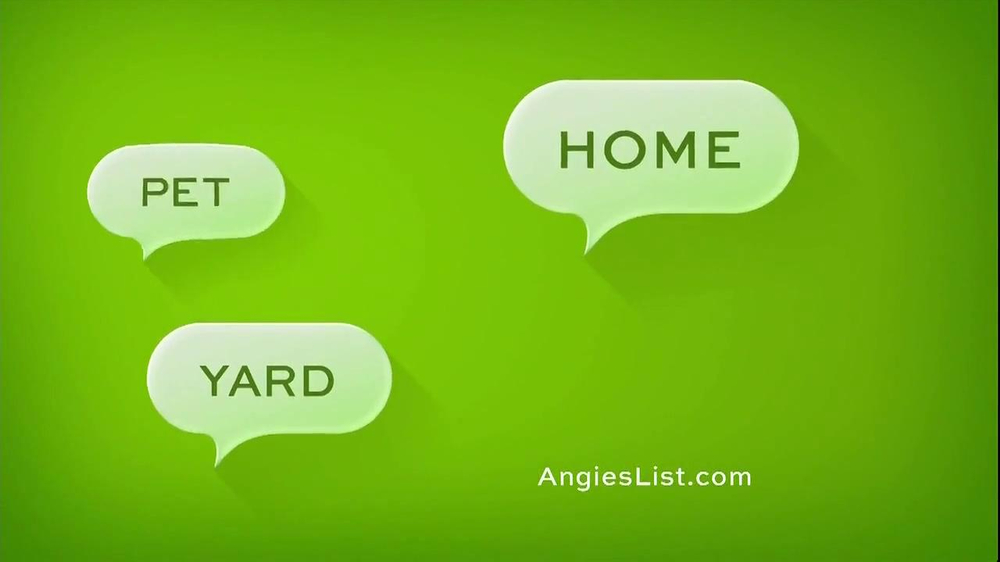 Angie's List TV Spot, 'Working Mom' - Screenshot 5