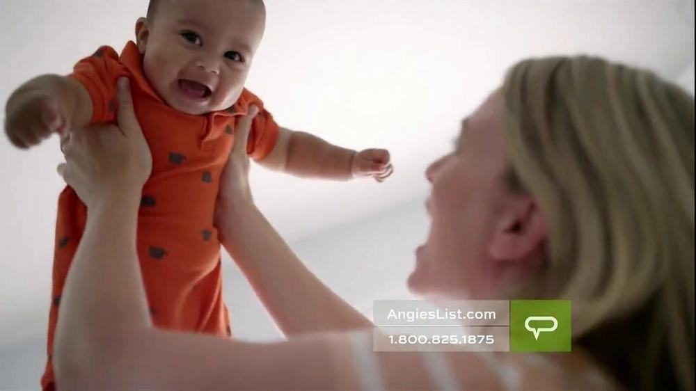 Angie's List TV Spot, 'Working Mom' - Screenshot 7