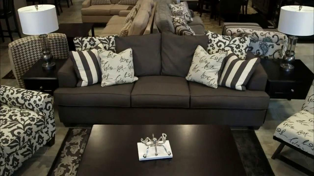 Ashley Furniture Homestore Tv Commercial 39 20 Off Or 5 Years No Interest 39