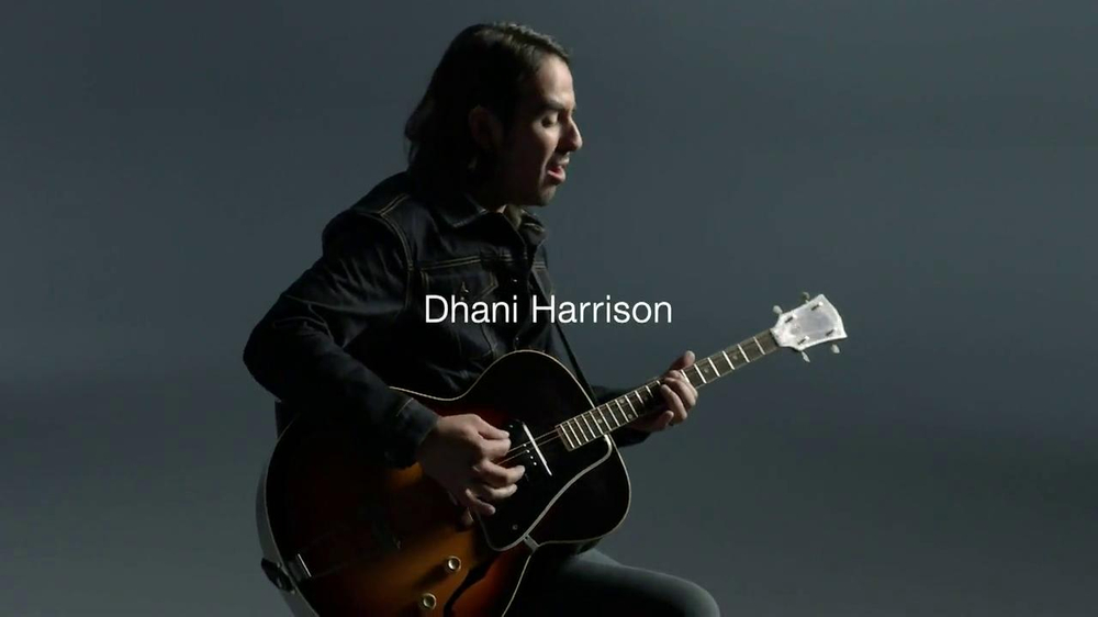 Gap TV Spot, 'Back To Blue' Featuring Dhani Harrison - Screenshot 9