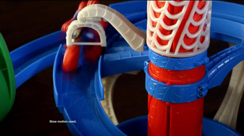 Spider Man Web Racing Fun House TV Spot - Thumbnail 6