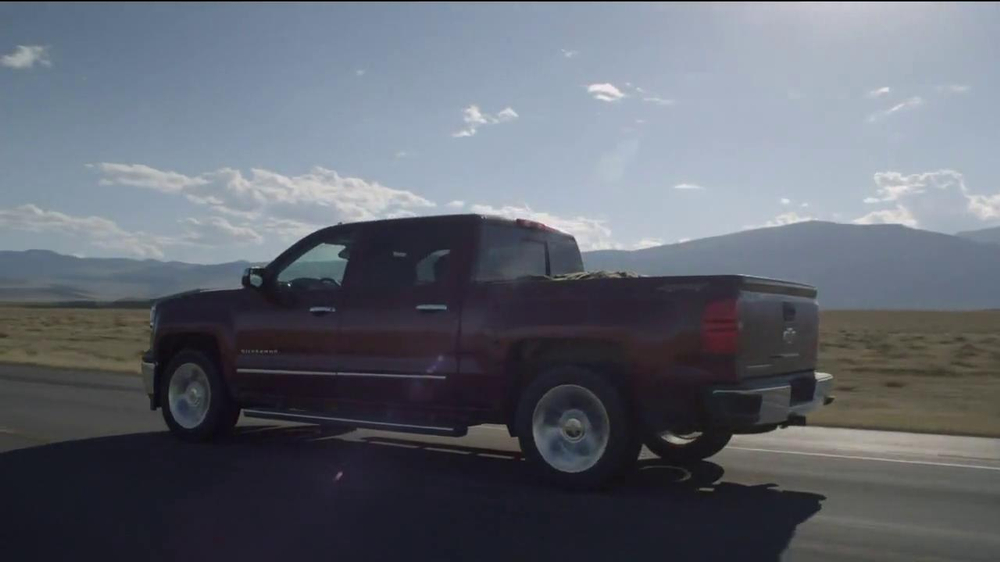Chevrolet Silverado TV Spot, 'A Father and His Son' - Screenshot 6