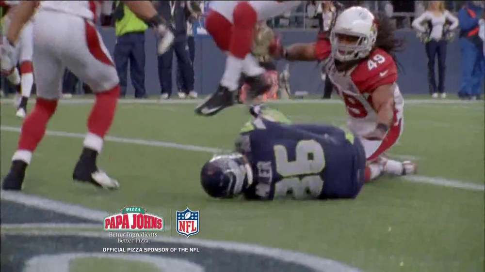 Papa John's TV Spot, 'Seahawks Win' - Screenshot 2