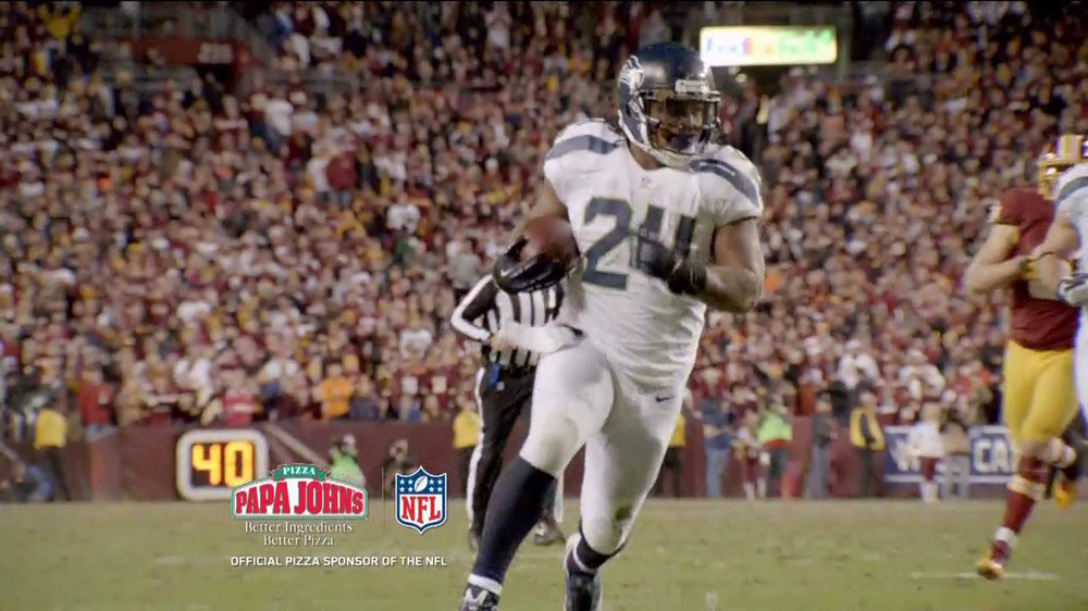 Papa John's TV Spot, 'Seahawks Win' - Screenshot 3