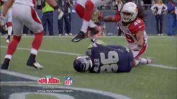 Papa John's TV Spot, 'Seahawks Win' - Thumbnail 2