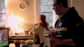 Xfinity NFL Red Zone TV Spot, 'Mishaps'