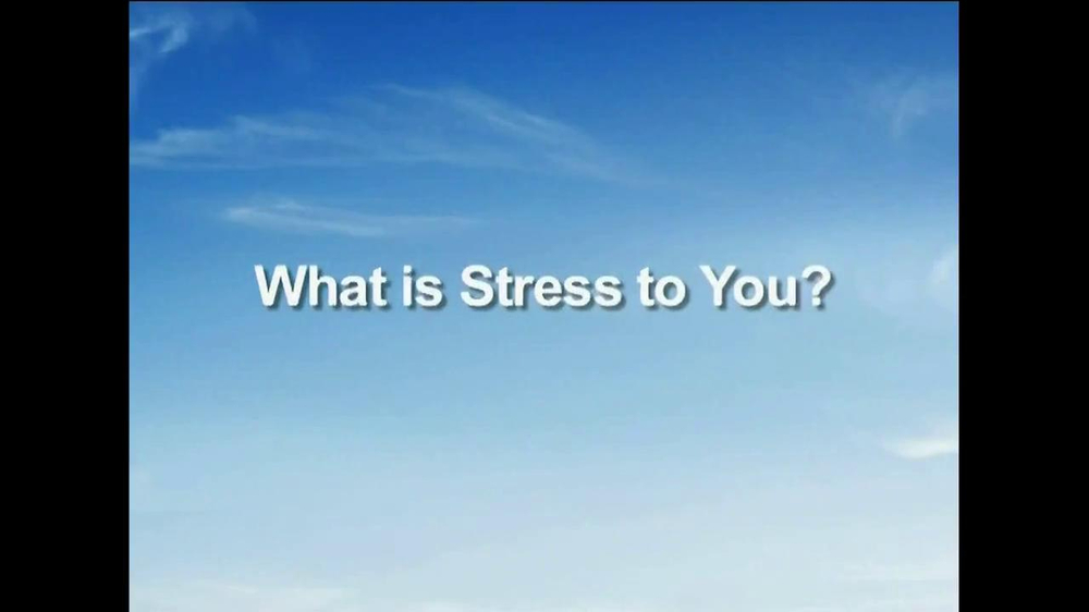 Stress Block TV Spot, 'Risk Free' - Screenshot 1