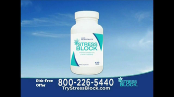 Stress Block TV Spot, 'Risk Free' - Thumbnail 2