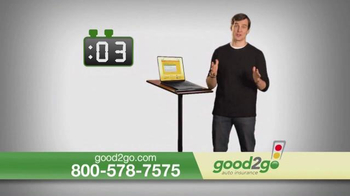 Good 2 Go TV Spot, 'Drive Legal for Less'
