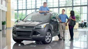 Ford 2015 Escape TV Spot, 'Practically Parks Itself' thumbnail