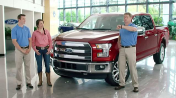 Ford 2015 F-150 TV Spot, 'Hold Your Breath' thumbnail