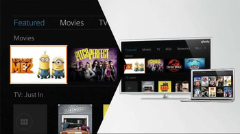 XFINITY X1 Double Play TV Spot, 'Like Never Before' thumbnail