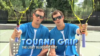 Tourna Grip TV Spot, 'Winners' Featuring Bob and Mike Bryan thumbnail