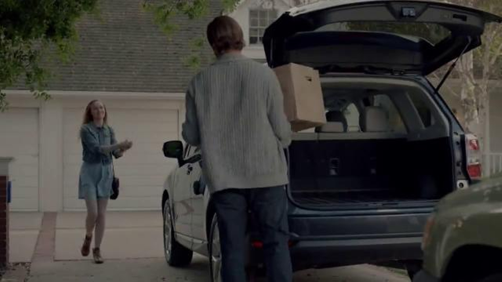 Subaru Forester Commercial Song - Subaru Forester Tv Commercial Making Memories Song